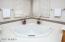 Soaking tub... room for 2?