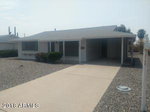 10647 W EL RANCHO Drive, Sun City, AZ 85351