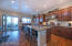 Expansive Chef's kitchen!