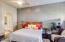 Professionally designed Master Suite