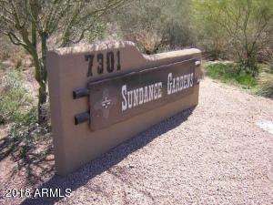 7301 E SUNDANCE Trail, A103