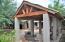 cabana/Ramada with built in BBQ