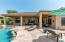 Pool, Covered Patio, and Flagstone Deck