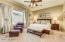 Master Bedroom off Patio