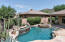 Restor-style Pool and Flagstone Decking