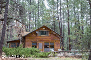 Property for sale at 626 N Forest Service Road 199, Payson,  Arizona 85541
