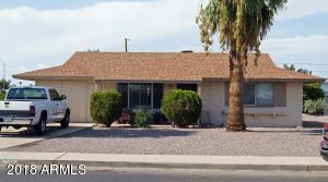 Remodeled Sun City home with tenant.