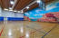 Rec. Center boasts this regulation size basketball court