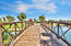Bridge to golf course
