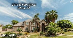 3614 E PALM Street, Mesa, AZ 85215