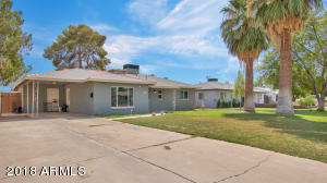 This home includes 3 bdrms/2bathrooms, granite counter tops, new interior paint and a large backyard.