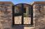 BEAUTIFUL Custom Entry Gate