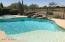 Beautiful Pool with Huge Baja Step