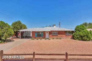 Cute Ranch home in Old Town Scottsdale.