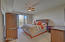Large Master Suite with sitting room space, walk in closet, generous bath room and VIEWS!!