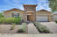 The Pinnacle by Lennar is one of the most popular floor plans in Victory at Verrado. Notice the paver driveways, which are an included feature for all Lennar homes in Victory.