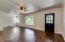 Living Room with Original Hardwood Floors Re-Conditioned.