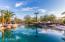Lagoon resort sized pool!