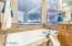 Upgraded Extra Deep Soaking Tub