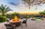 Elevated firepit - views forever!