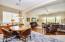 Family room/kitchen