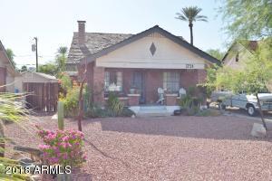 2214 N 12th Street, Phoenix, AZ Classic Coronado Bungalow