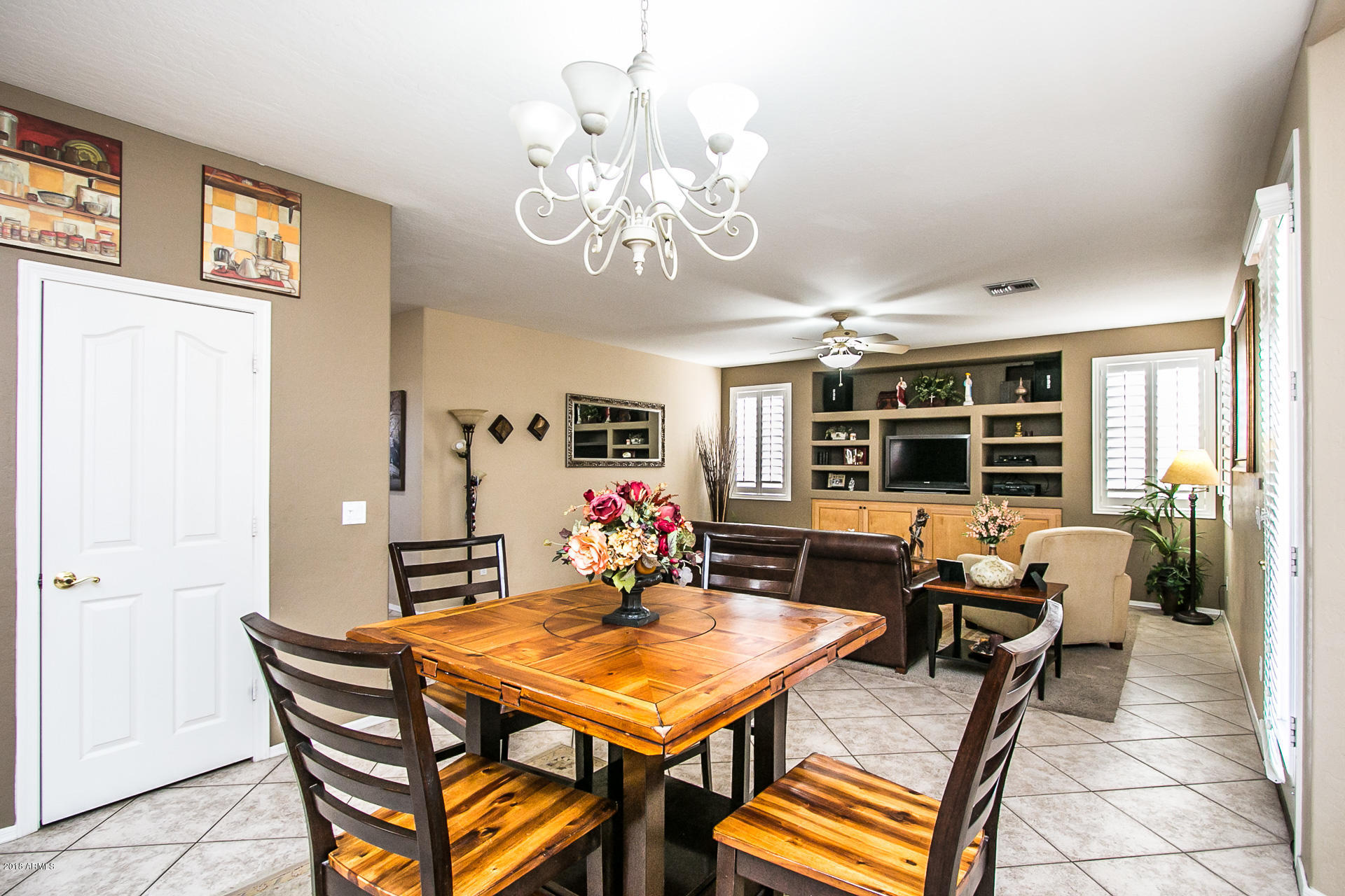 This Is A Spectacular, Immaculate Home In The Heart Of Thriving Gilbert.  Incredibly Spacious With Over 3,500 Square Feet Of Fine Appointments.