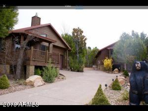 4881 W STAGE COACH Trail, Show Low, AZ 85901