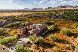 Ultimate Privacy! Plus Mountain and Desert Views surround the home!