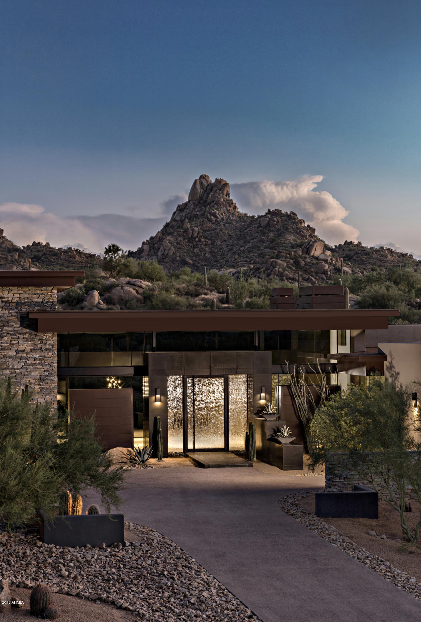 Photo of 10283 E RUNNING DEER Trail, Scottsdale, AZ 85262
