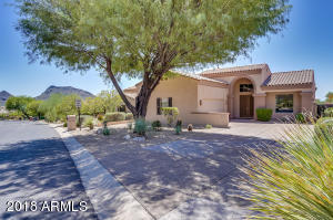 Remodeled home in Guard Gated Scottsdale Mountain