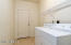 Large laundry room