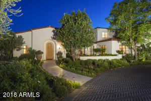8524 N MORNING GLORY Road, Paradise Valley, AZ 85253