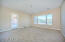 Owners suite unfurnished