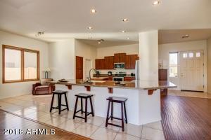 Spacious Central Kitchen for entertaining at 11205 W Bermuda Drive, Avondale