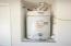 Huge Gas Hot H2O heater w/ Recirculation pump