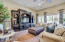 large family room to entertain or relax