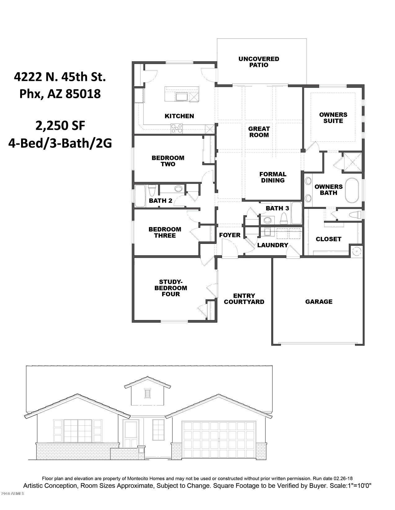 4222 N 45TH Street, Phoenix, AZ 85018 - Peggy Young, REALTOR®