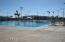 Encanto Park Pool with multiple height diving boards