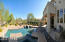 Panoramic View of Yard and Covered Patio (See Virtual Tour for Additional Views)