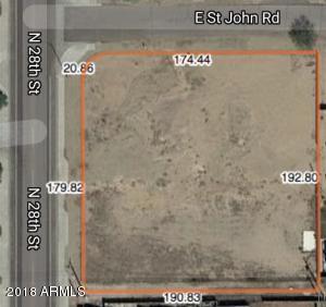 2807 E SAINT JOHN Road, -, Phoenix, AZ 85032