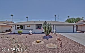 13015 W WILDWOOD Drive, Sun City West, AZ 85375