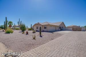 Welcome Home to your custom desert oasis!
