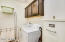 Laundry Room with Gas Dryer and plenty of space