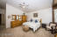 Enjoy the vaulted ceilings in your new master bedroom