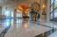 Gorgeous stone flooring