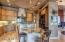 Beautiful kitchen alder cabinets and granite