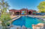 Cool off in the AZ summer with this relaxing pool and spa