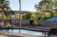 Backyard fun in this beautiful pool