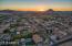 Arizona sunset views from Property